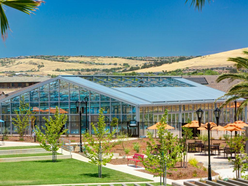 Heritage El Dorado Hills Fitness Center Openaire