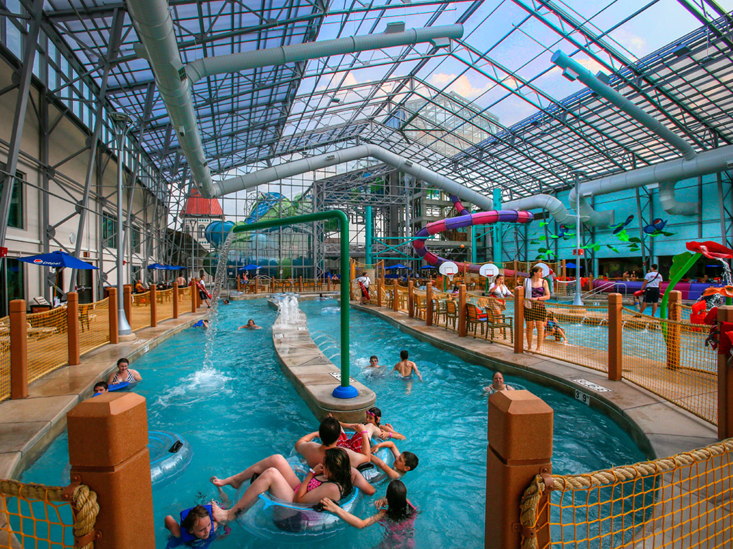 Waterparks With Openaire Retractable Roofs Are Listed Top