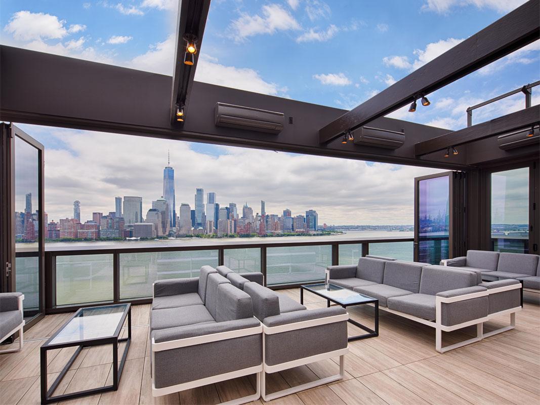 Rooftop XP @ Hyatt House, Jersey City