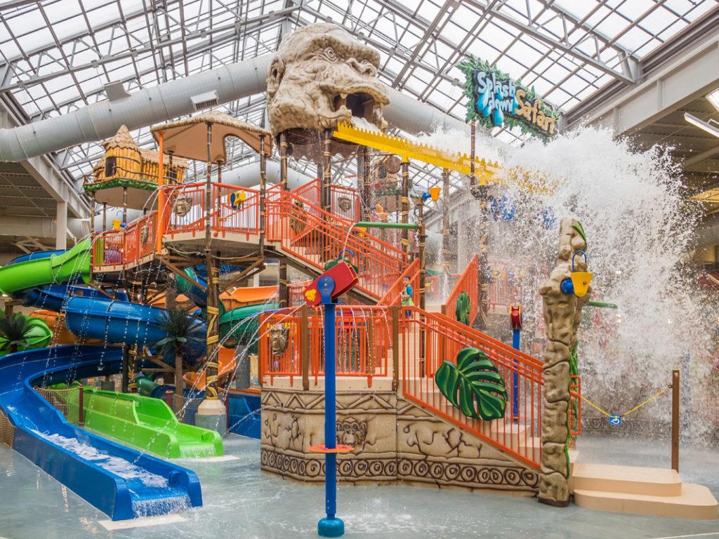 kalahari resorts & indoor water park phase 2 | openaire