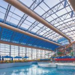 """3 of the 8 """"Most Incredible Water Parks"""" in the USA feature OpenAire Retractable Roofs"""