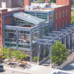 Bringing an all-season outdoor patio space to new Liberty Village restaurant
