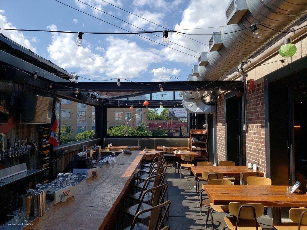 OpenAire's Local Leaside restaurant in Toronto