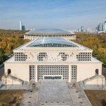 Water Palace at Luzhniki Olympic Park