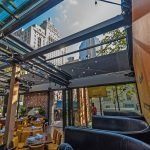 restaurant retractable roof