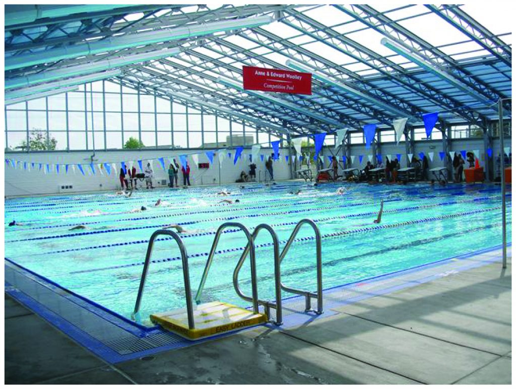 OpenAire's Magdalena Ecke YMCA in Encinitas California