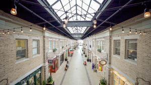 Retail Space Old Quebec St. Mall -Guelph
