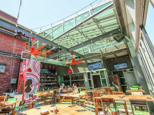 Barcelona Tavern YYZ Toronto Retractable Roof
