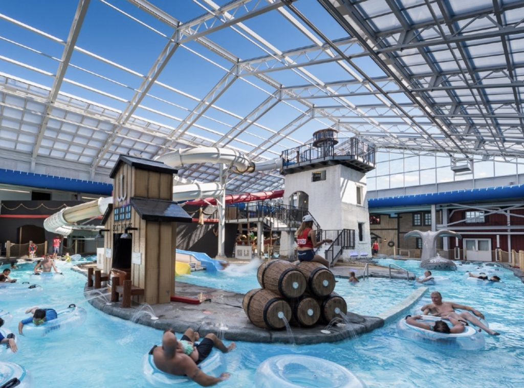 OpenAire Blog Covid And Waterparks
