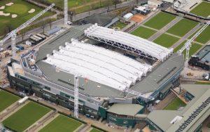 Wimbledon Center Court Retractable Roof