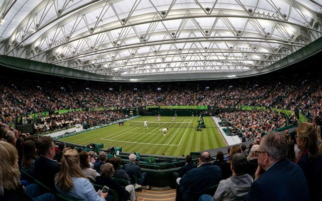 Wimbledon No.1 Court Retractable Roof