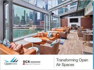 Openaire SXC Partnership Brochure